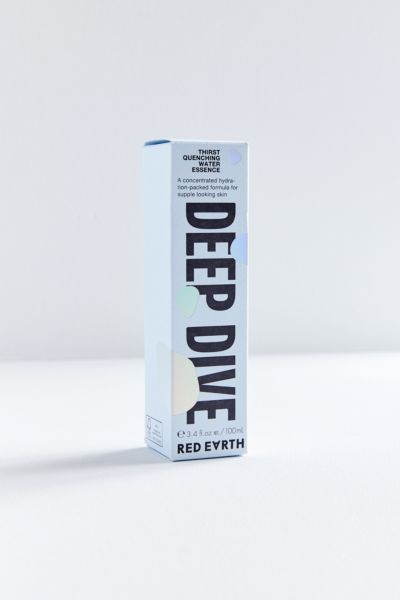 Red Earth Deep Dive Water Essence