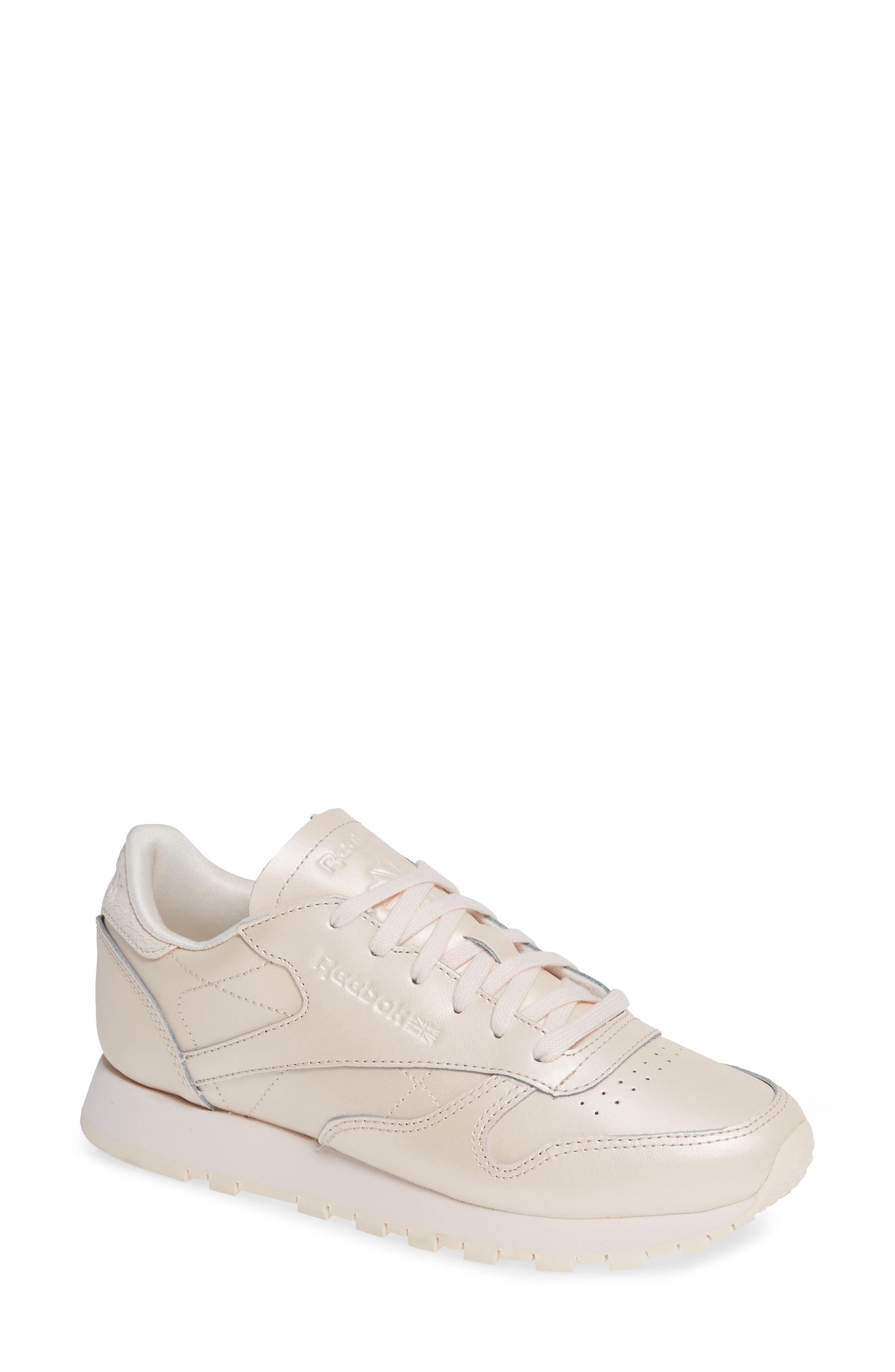 Reebok Classic Leather Sneaker (Women)