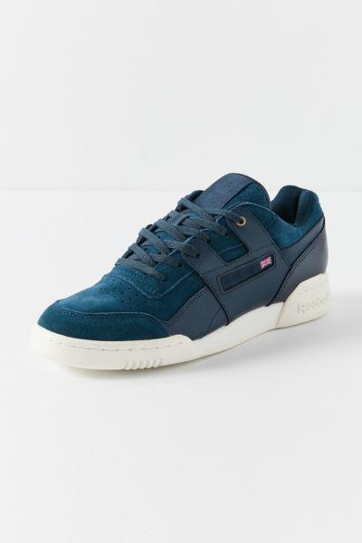Reebok Workout Plus Suede Sneaker