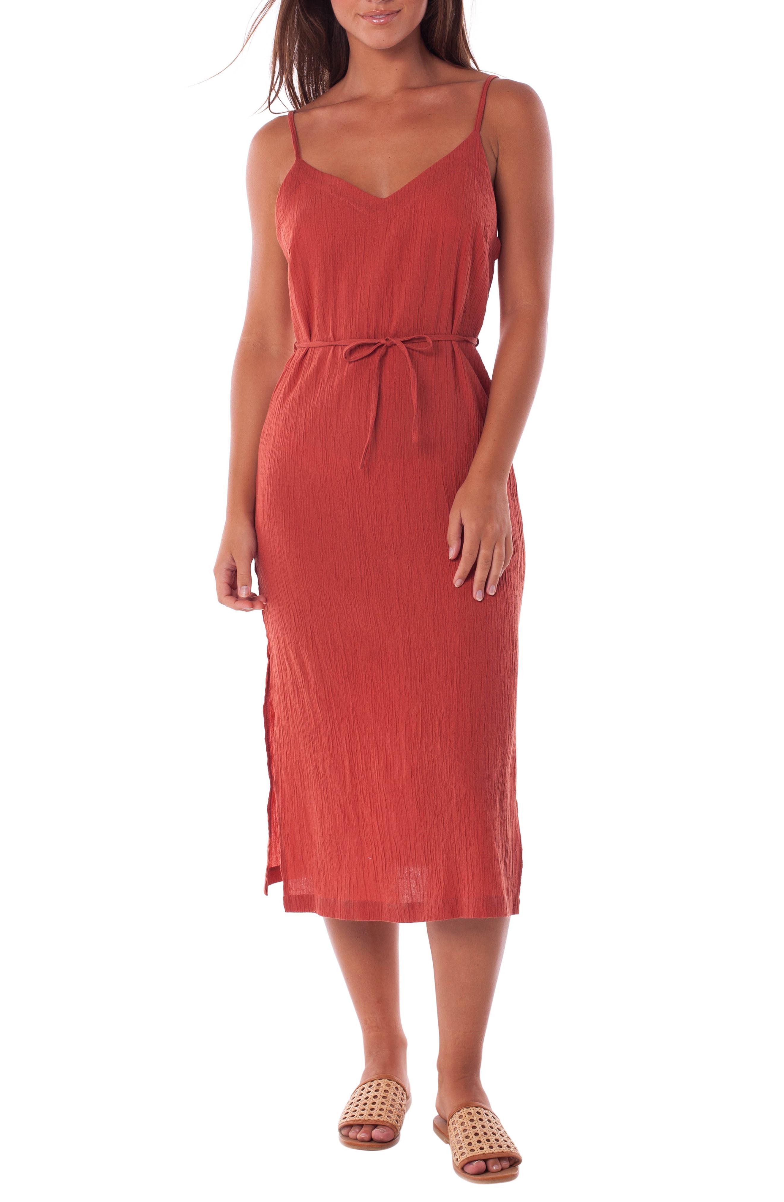 Rhythm Lisbon Cover-Up Dress