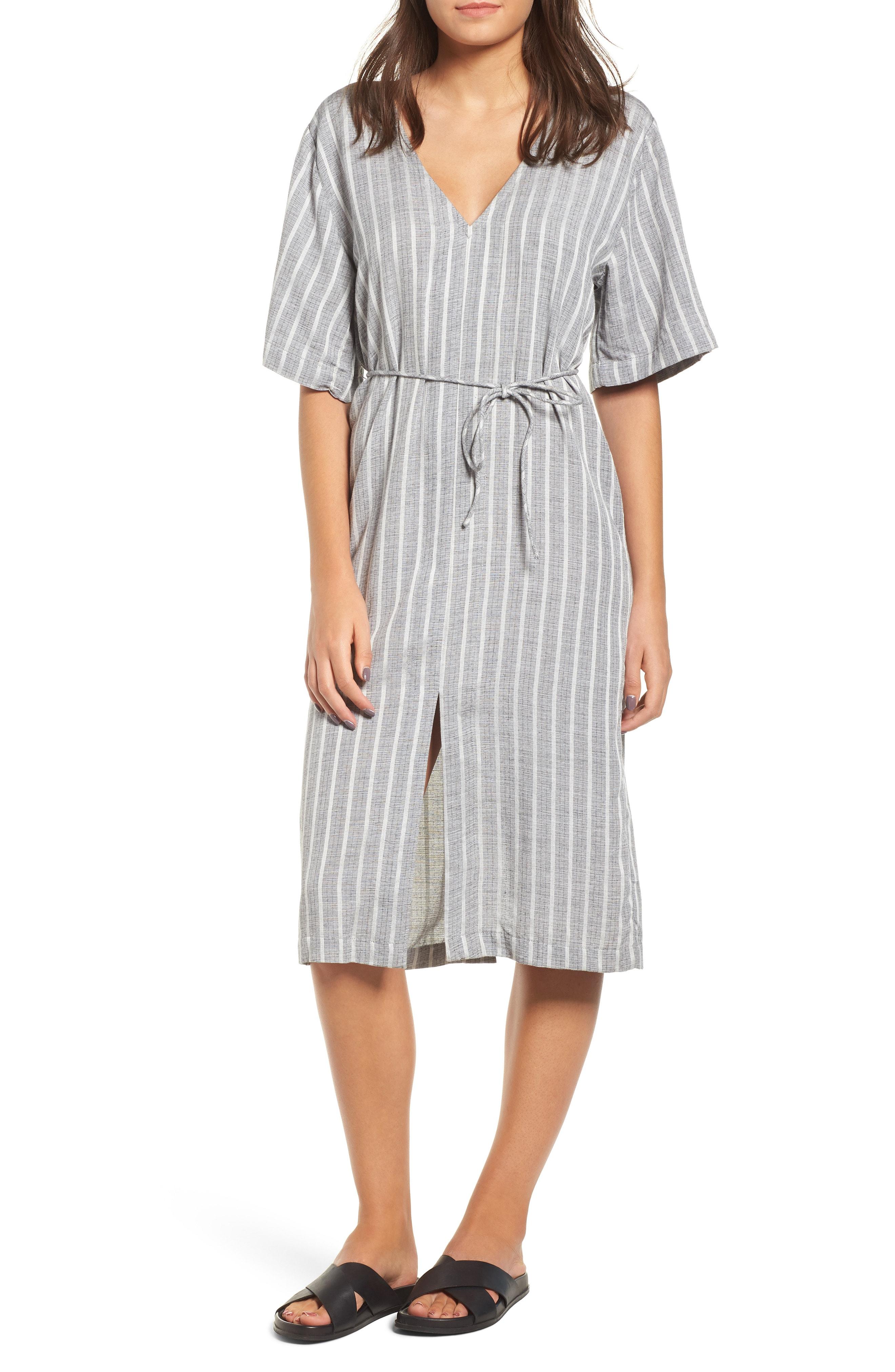 RVCA Sas Stripe Dress