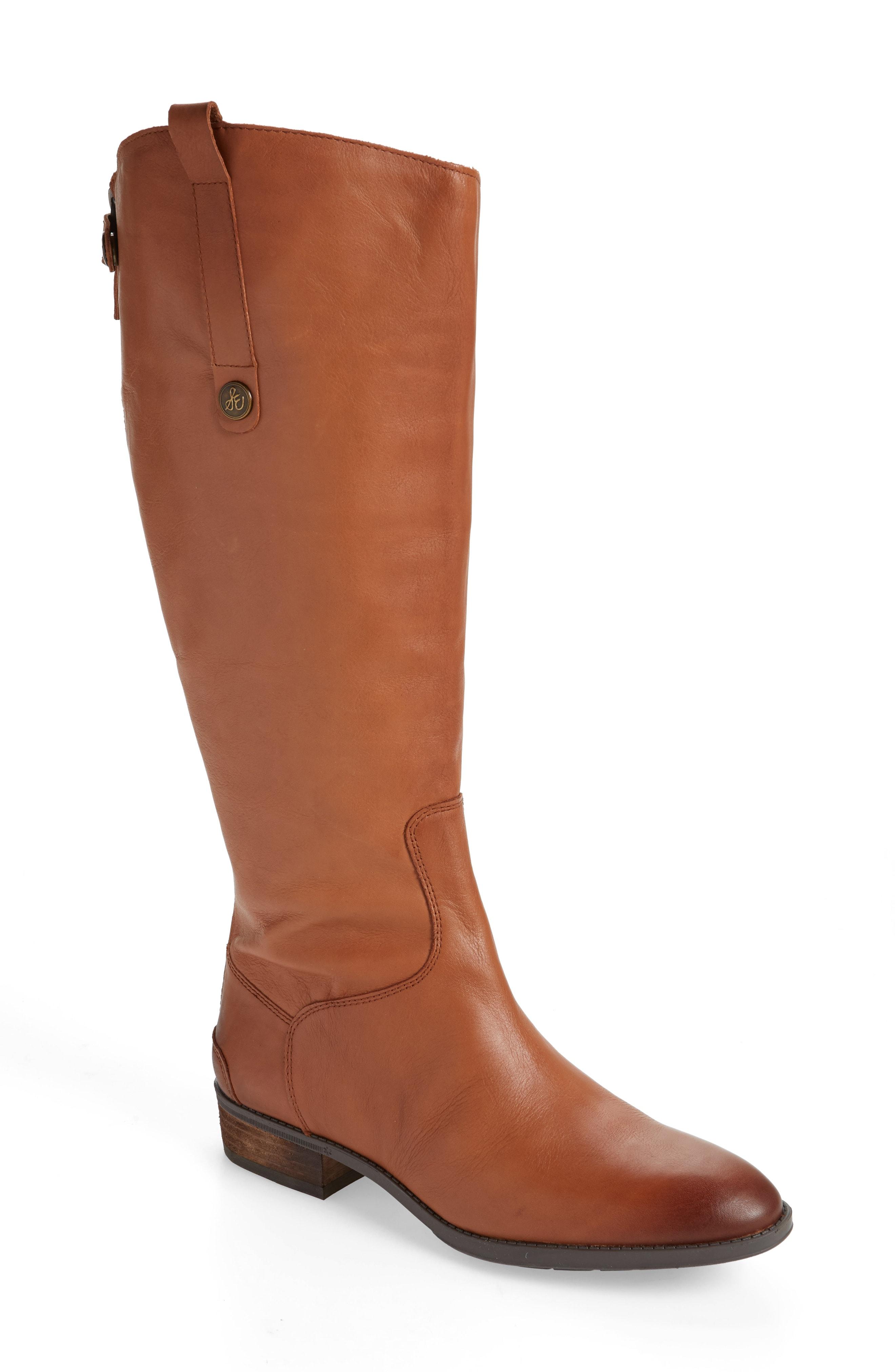 Sam Edelman Penny Boot (Women) (Wide Calf)