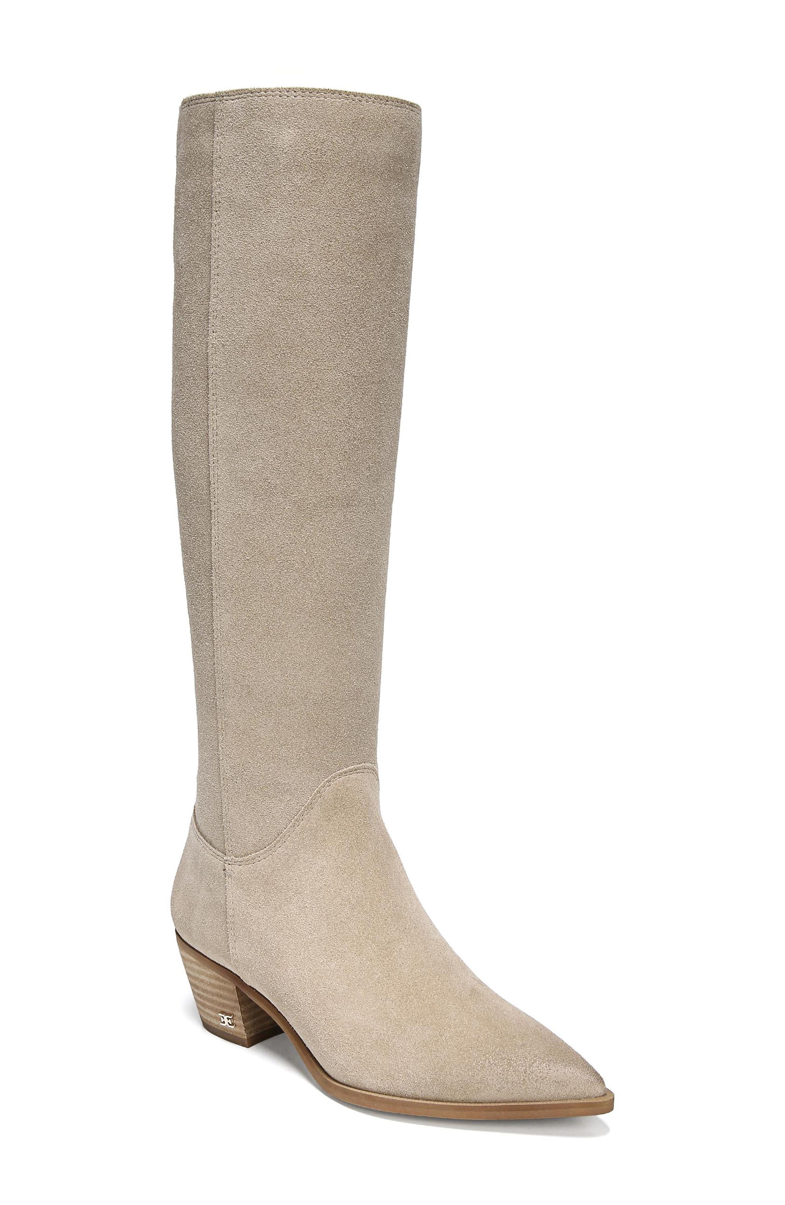 Sam Edelman Rowena Knee High Boot (Women)
