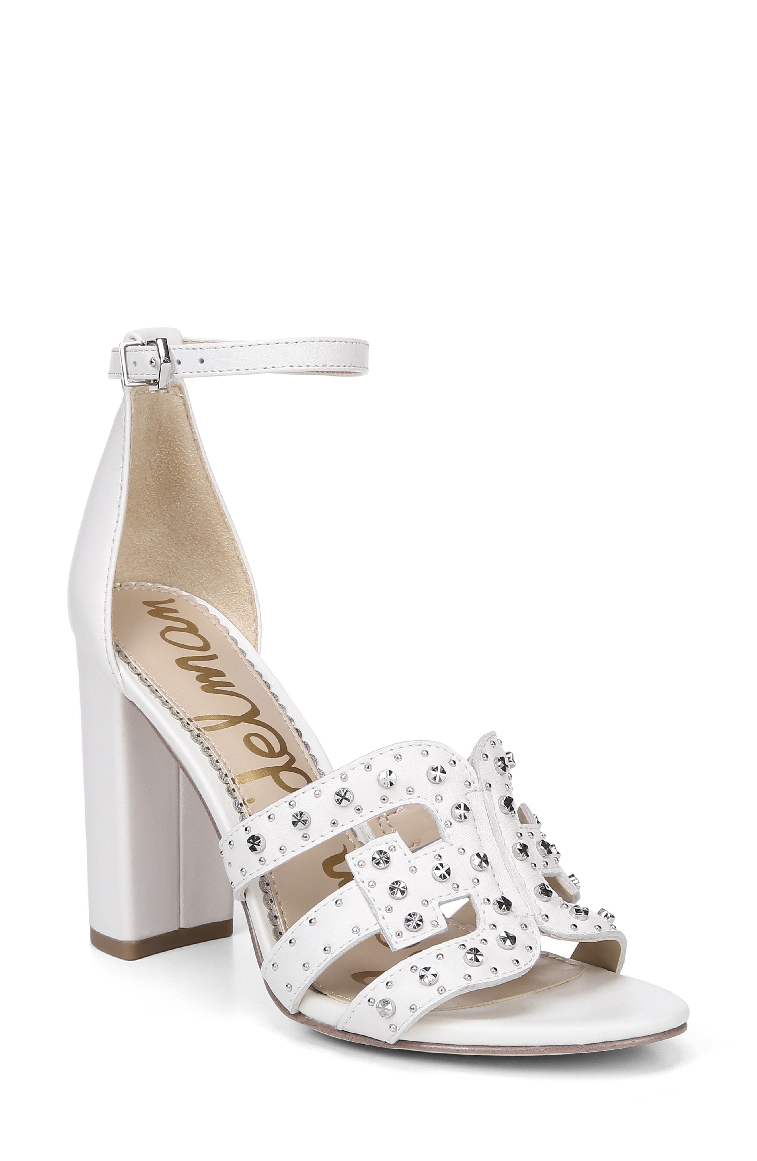 Sam Edelman Yasha Ankle Strap Sandal (Women)