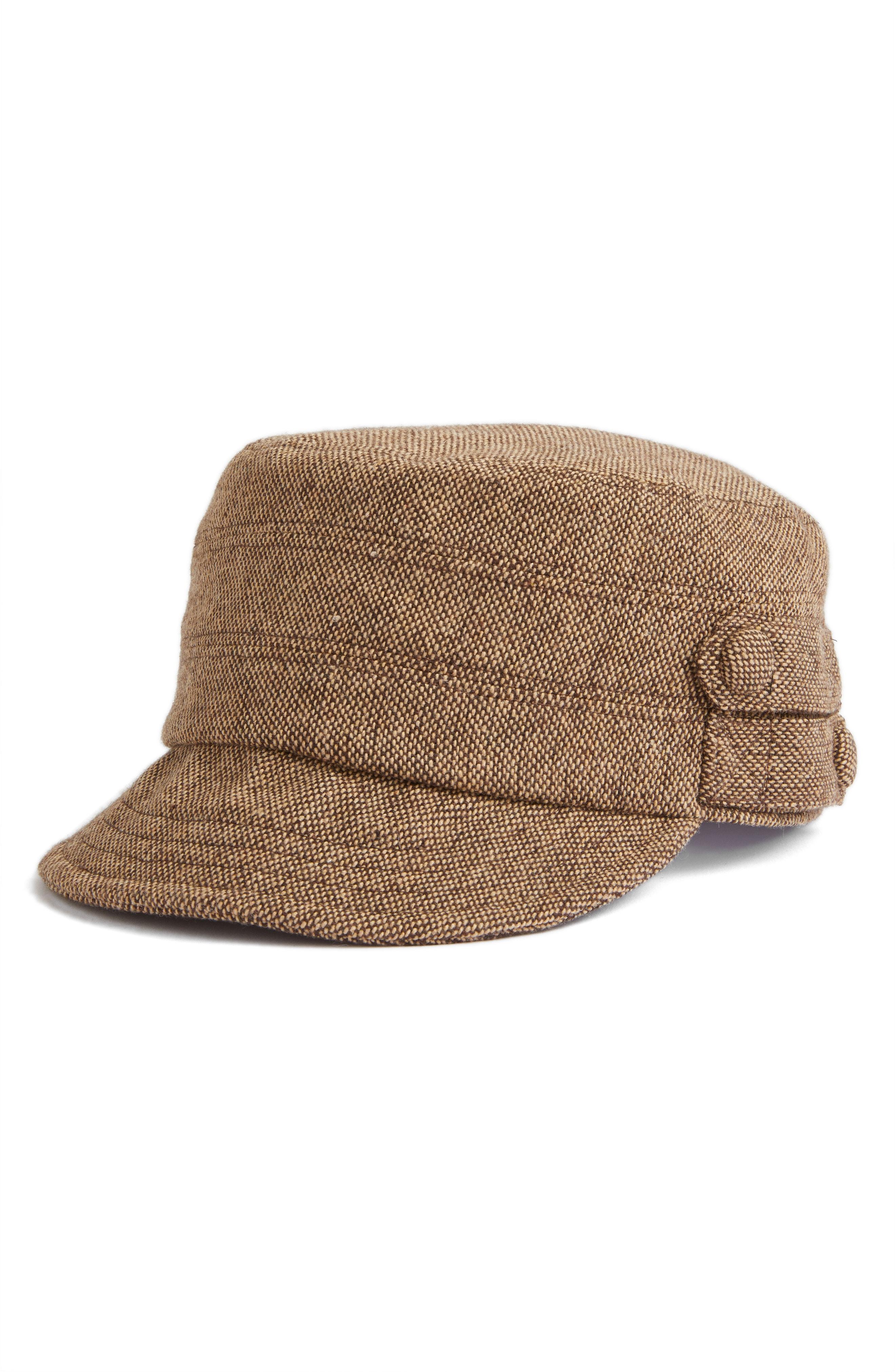 San Diego Hat Tweed Cap