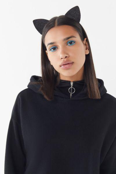 Shimmer Cat Ear Headband
