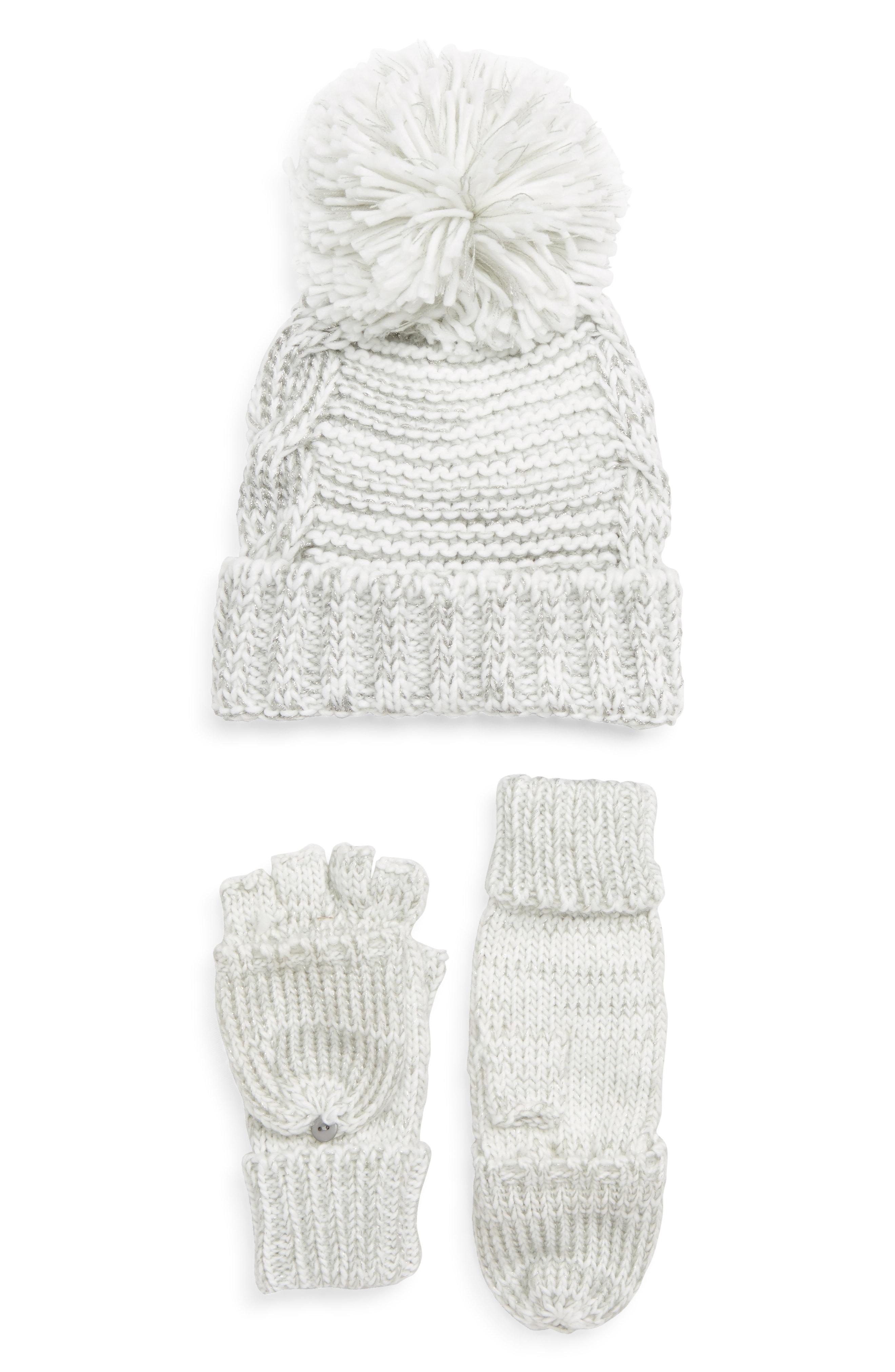 Shiraleah Yara Hat & Mittens Set