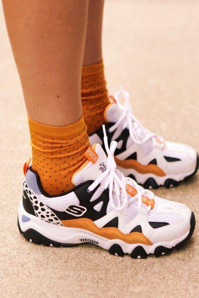 Skechers D'Lites One Piece Sneaker