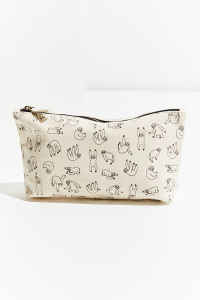 Sketched Pouch