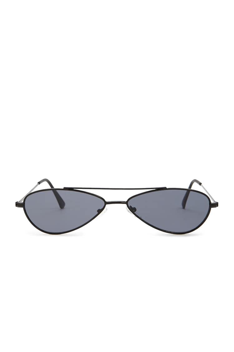 F21 Skinny Aviator Sunglasses