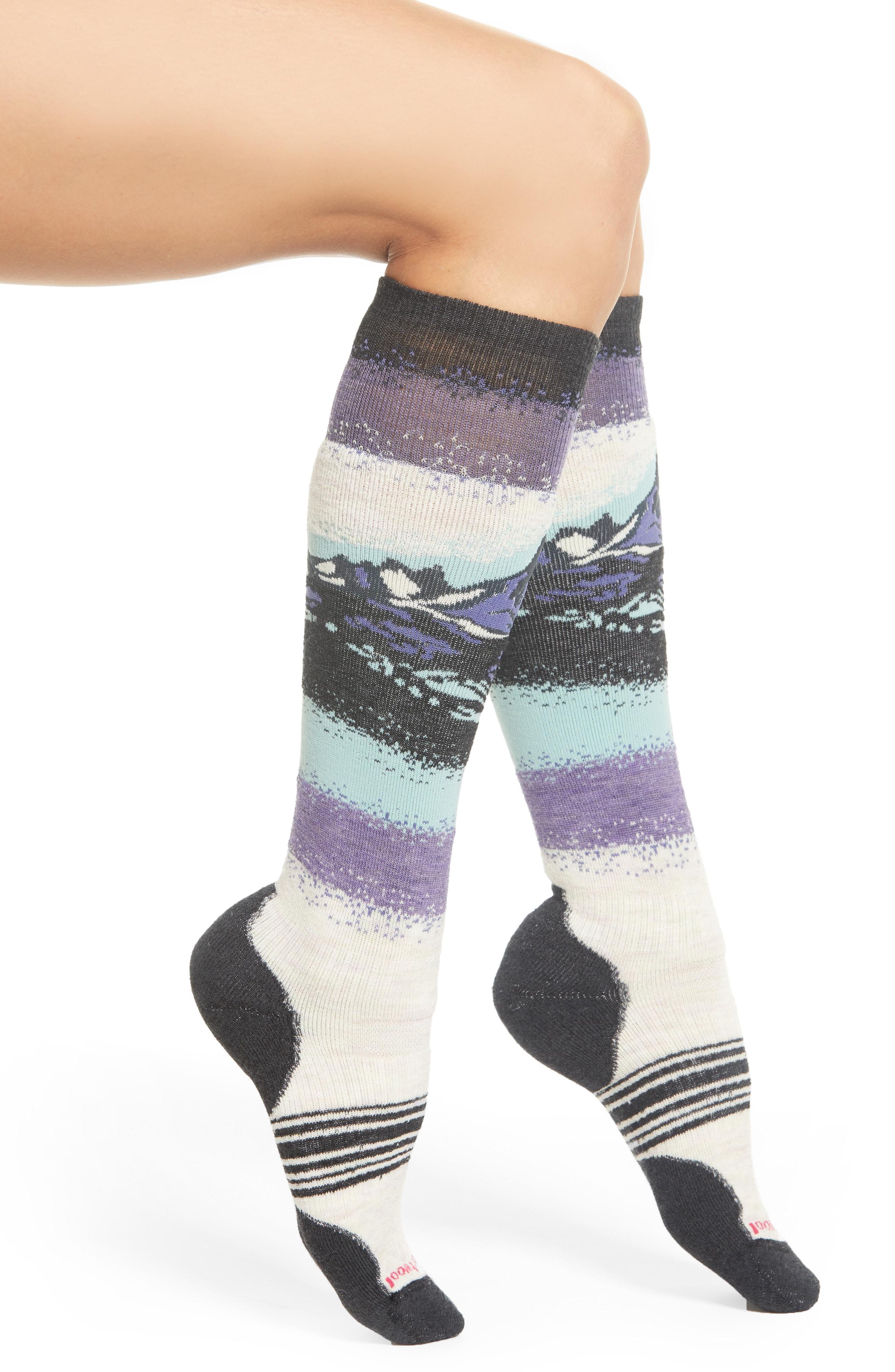Smartwool PhD Slopestyle Medium Ski Socks