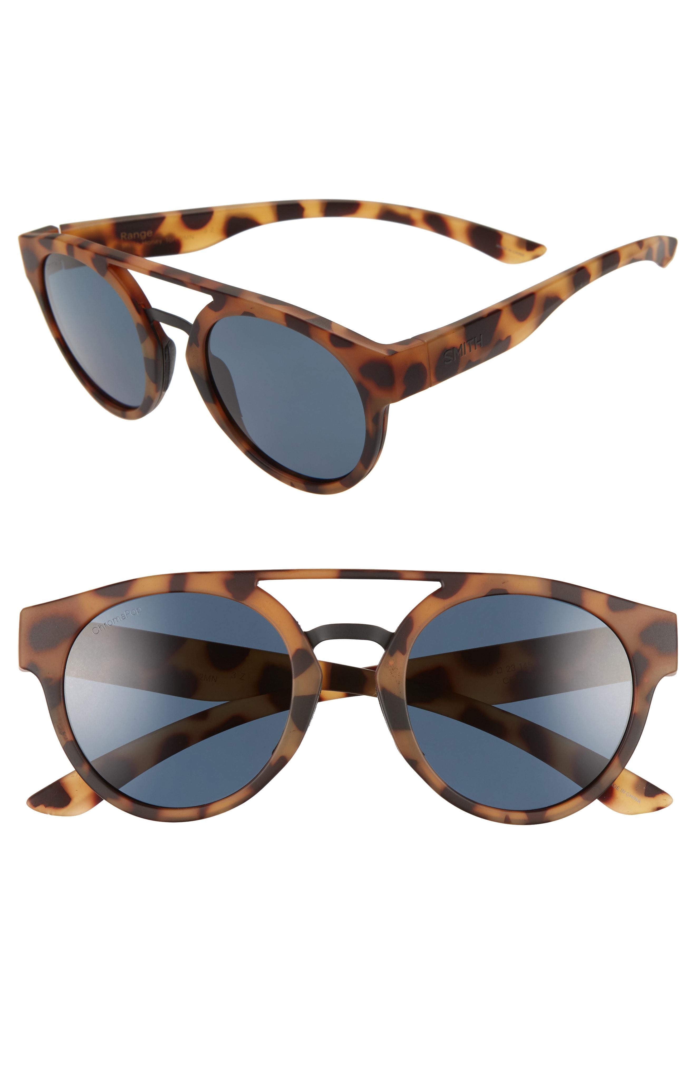Smith Range 50mm ChromaPop Polarized Sunglasses