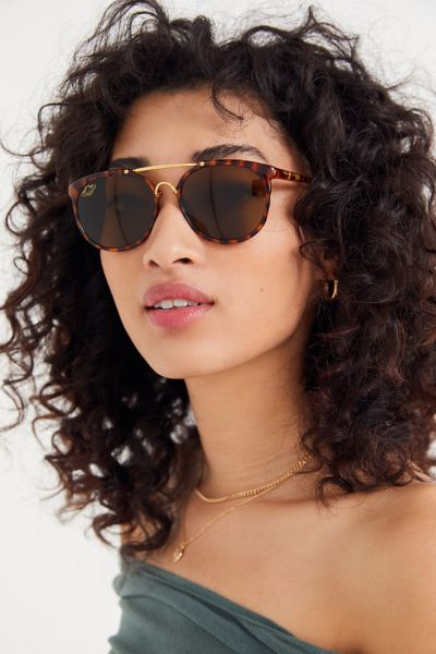 Solar Specs Vintage Aviator Sunglasses