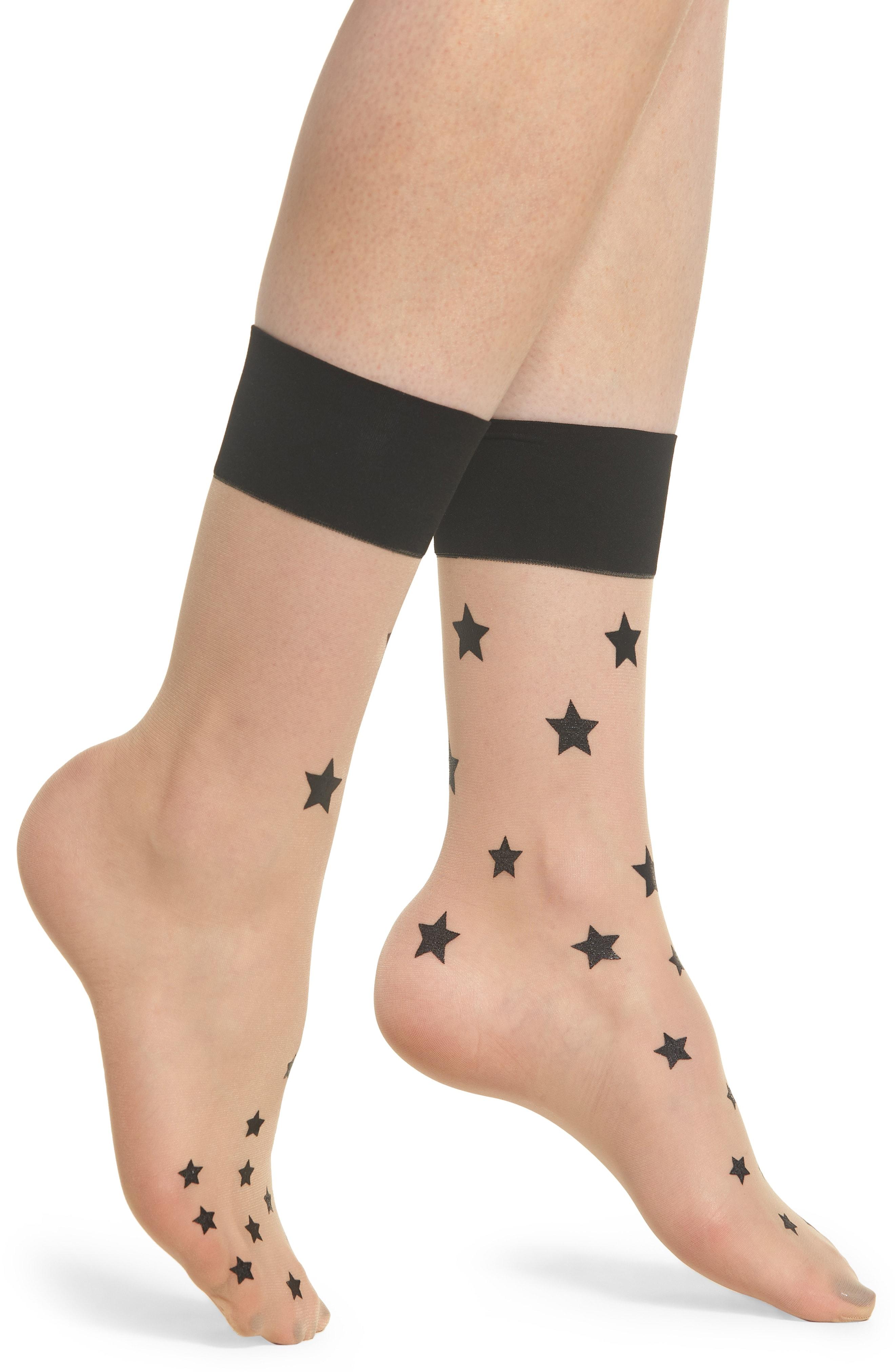 SPANX Starry Night Sheer Trouser Socks
