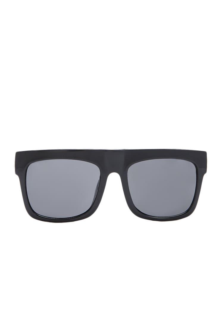 F21 Square Tinted Sunglasses