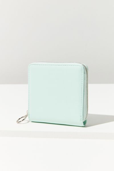 Square Zippered Wallet