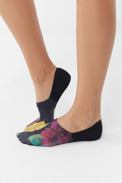 Stance Evening Star No-Show Liner Sock