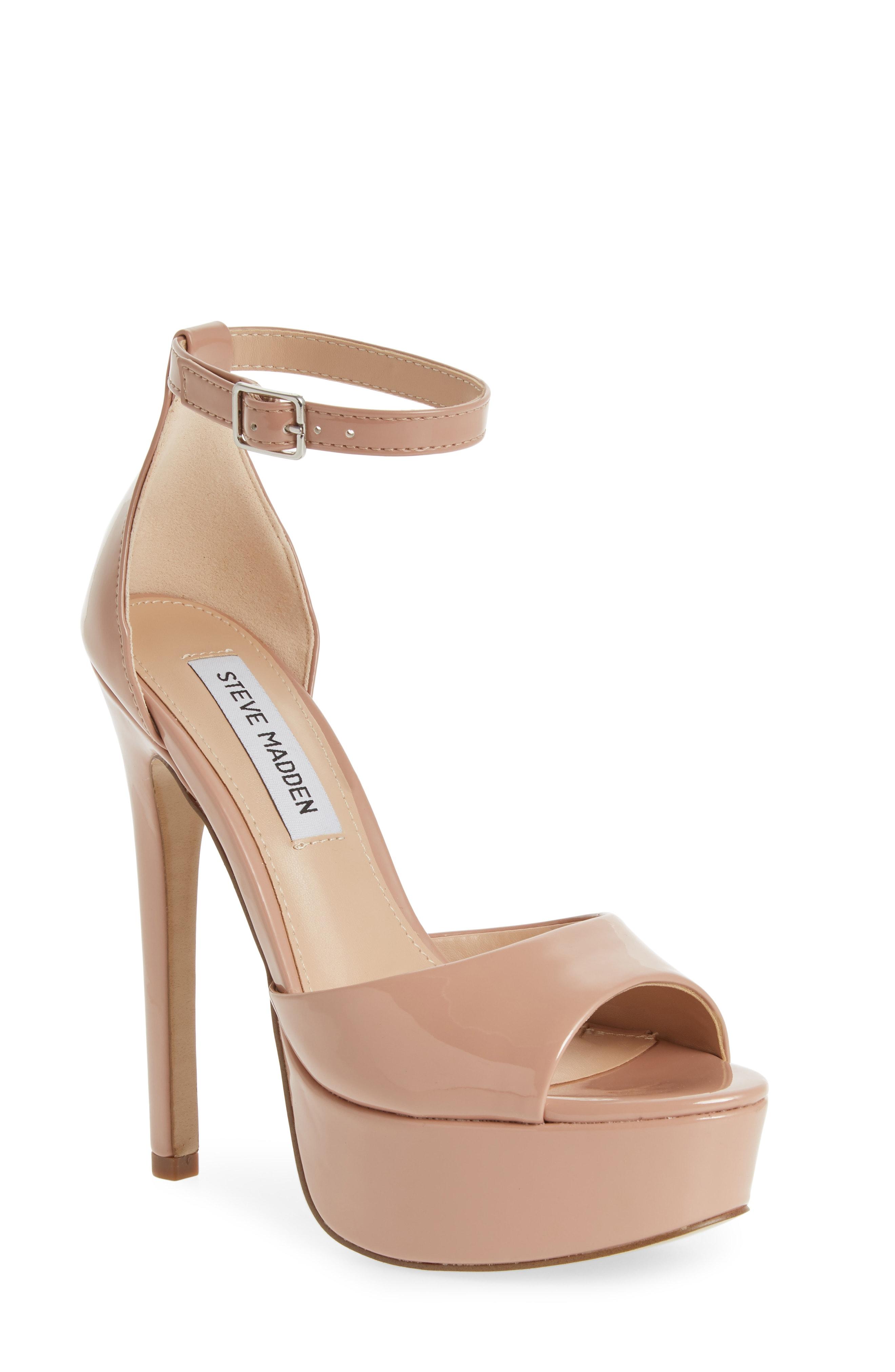 Steve Madden Major Platform Sandal (Women)