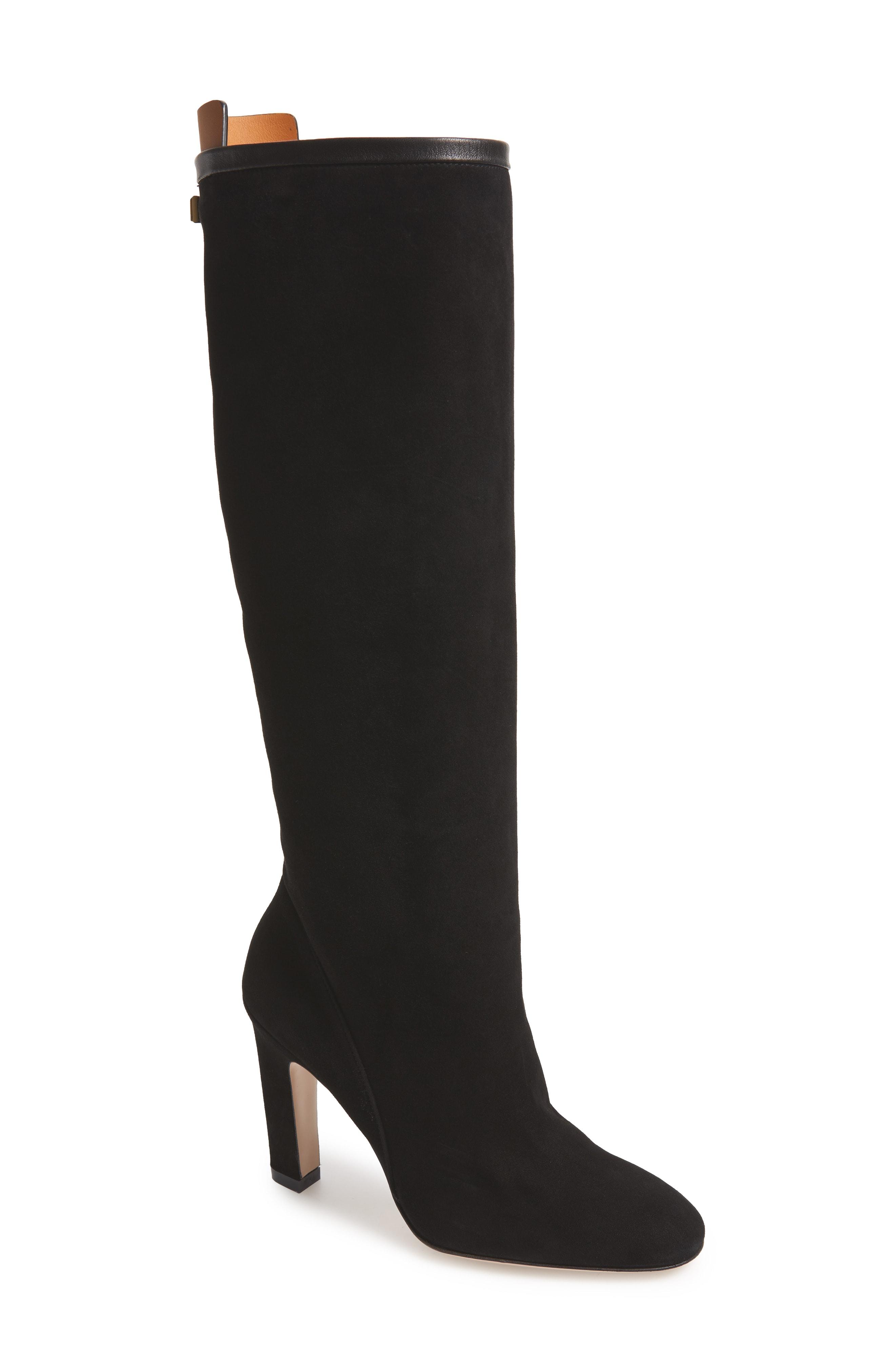 Stuart Weitzman Charlie Knee High Boot (Women)