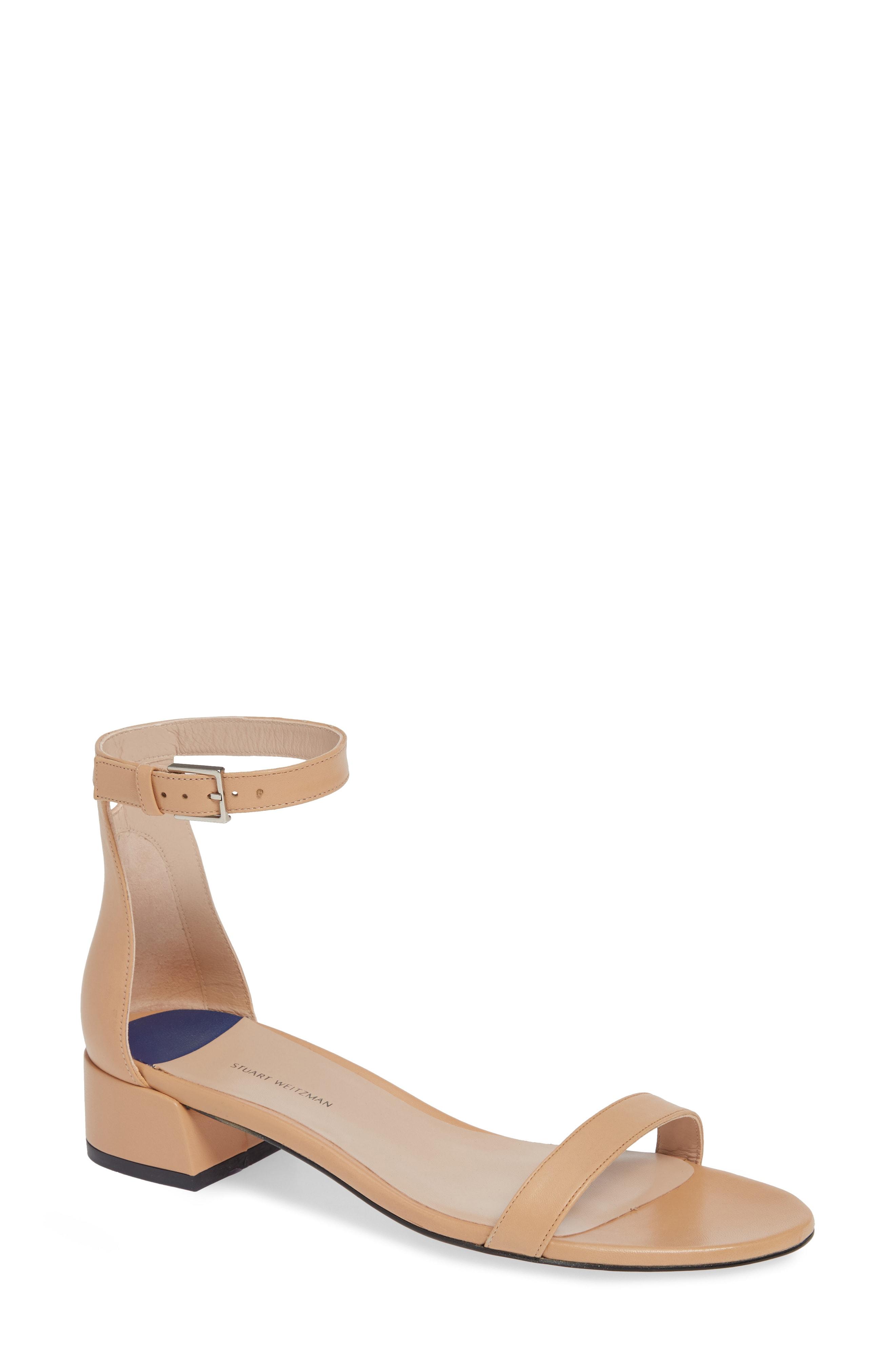 Stuart Weitzman Nudist Sandal (Women)