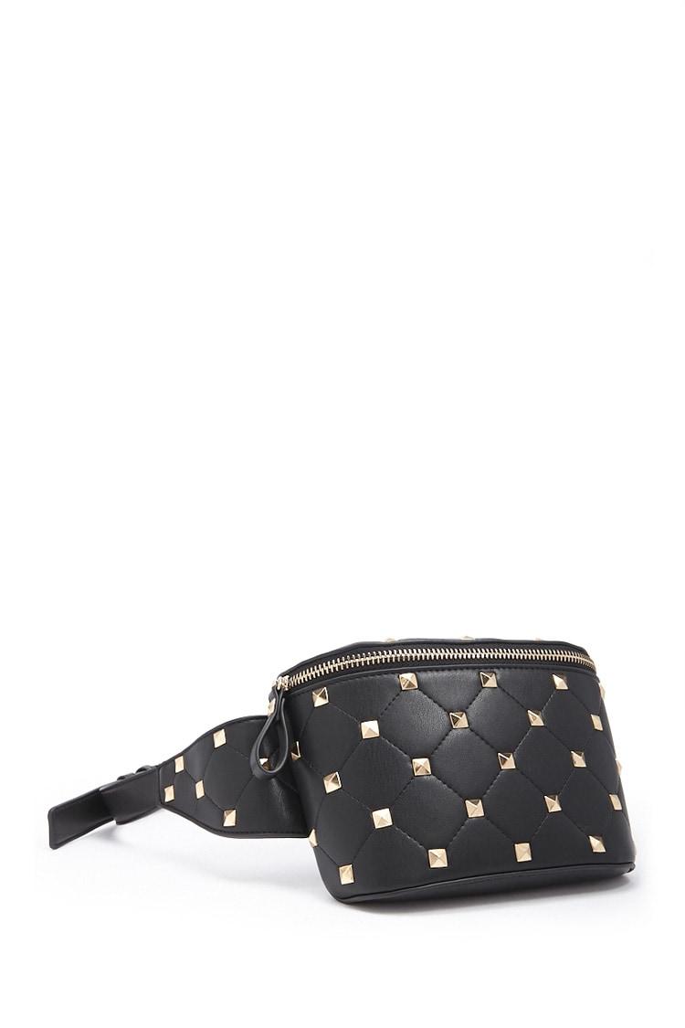 F21 Studded Belt Bag