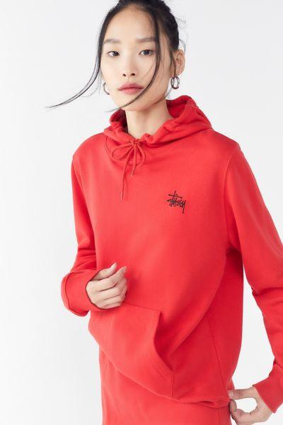 Stussy Scout Pullover Hoodie Sweatshirt