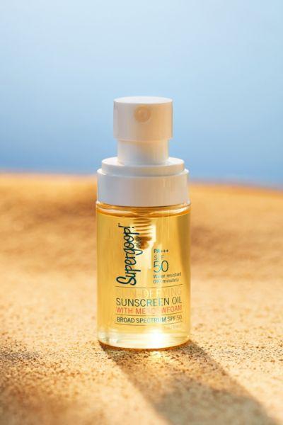 Supergoop! Sun-Defying Meadowfoam SPF 50 Sunscreen Oil