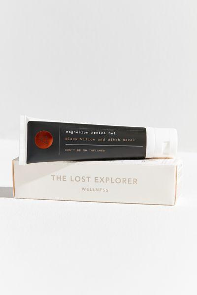 The Lost Explorer Magnesium Arnica Gel
