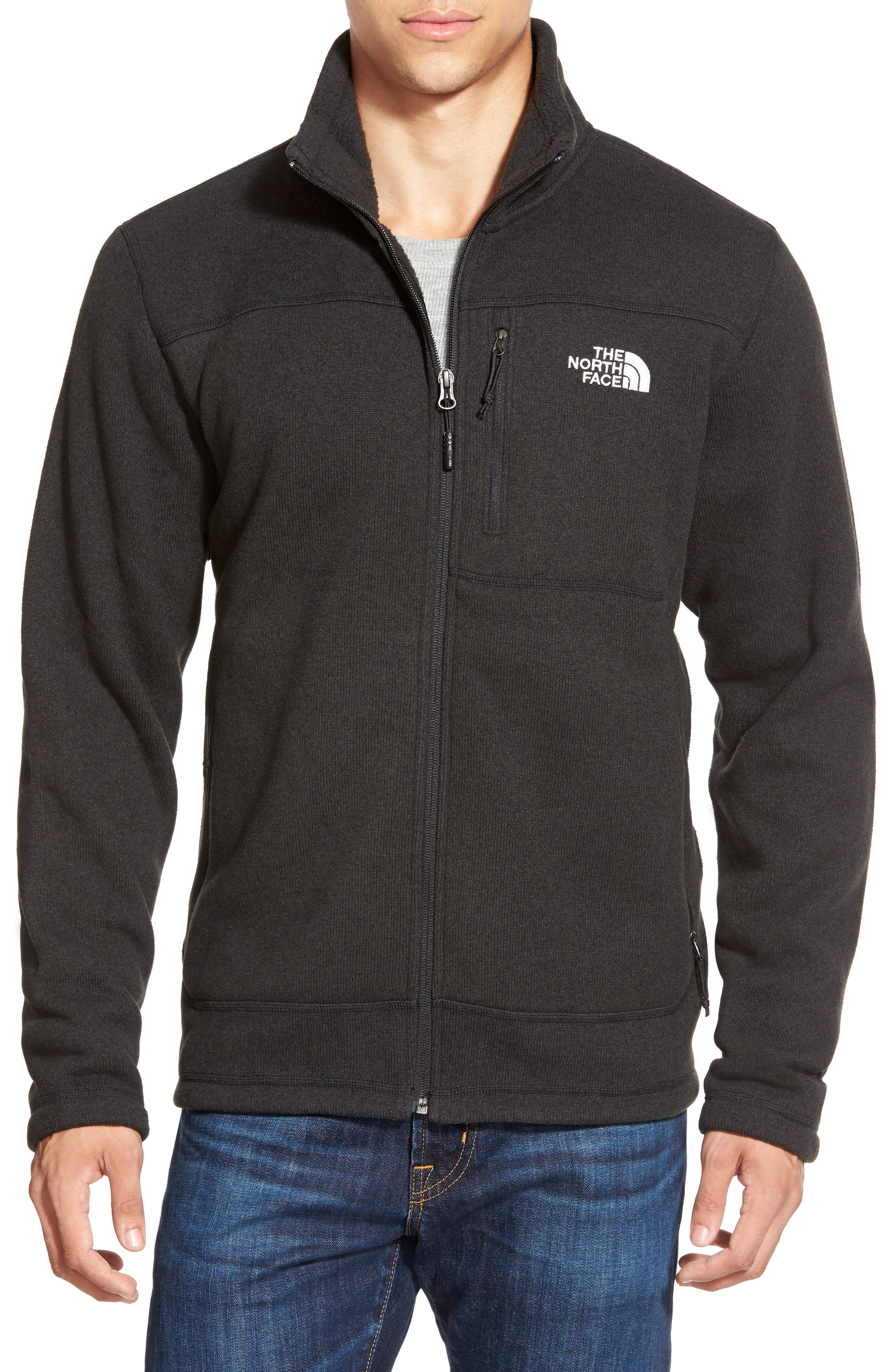 The North Face 'Gordon Lyons' Zip Fleece Jacket
