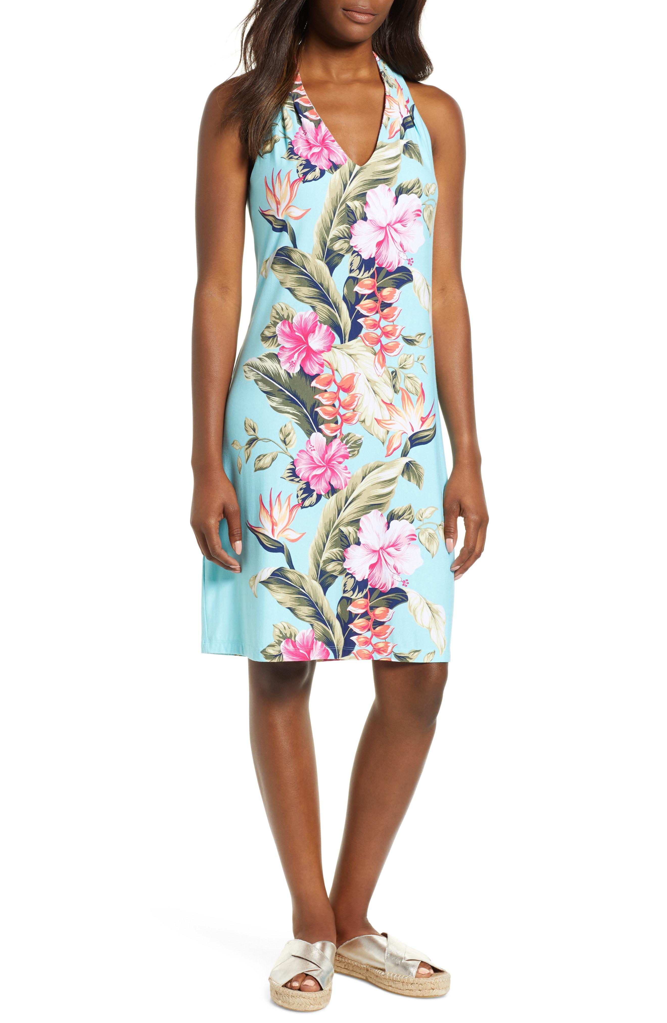 Tommy Bahama Kahuna Cascade Dress