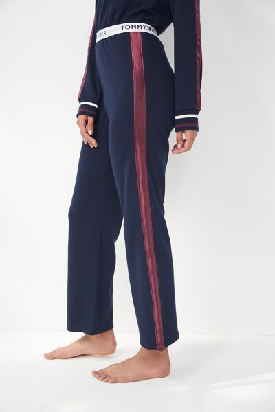 Tommy Hilfiger Satin Side Stripe Lounge Pant