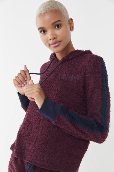 Tommy Hilfiger UO Exclusive Marshmallow Hoodie Sweatshirt