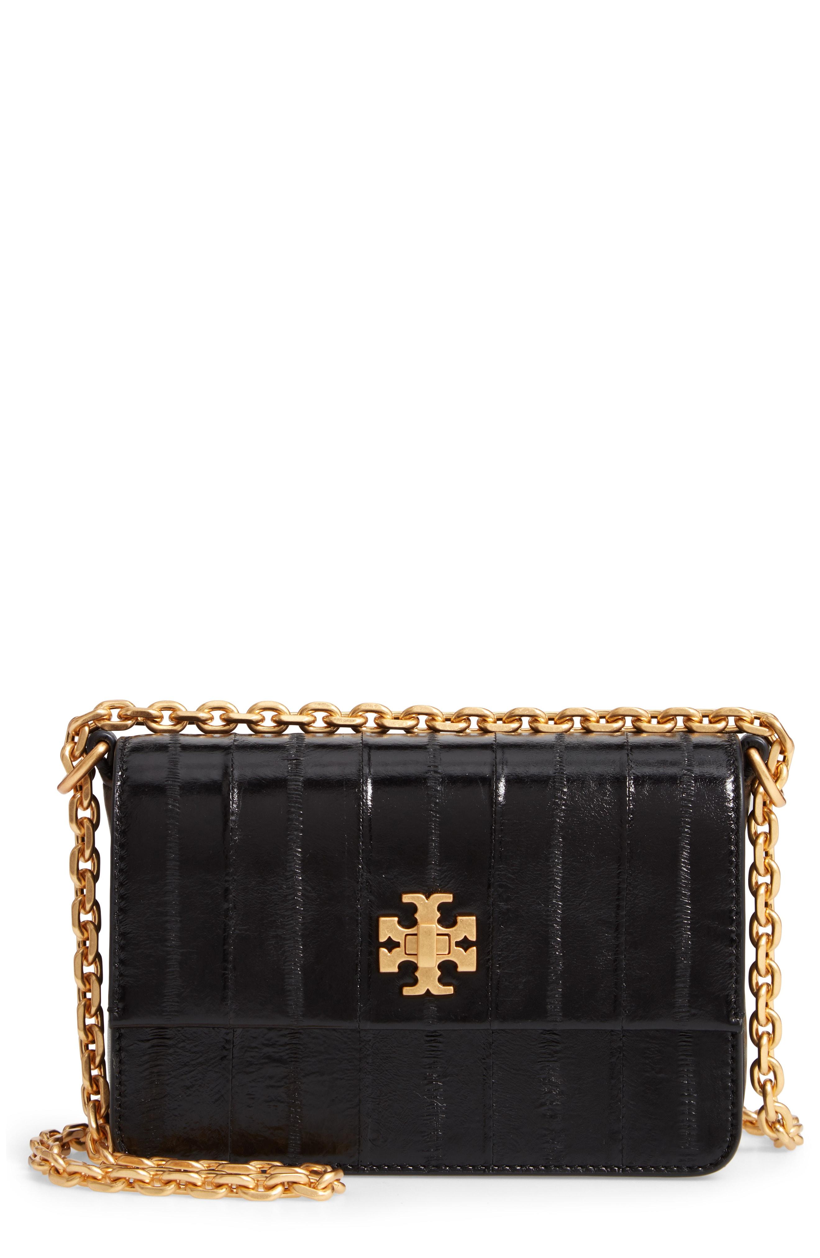Tory Burch Mini Kira Eelskin Bag