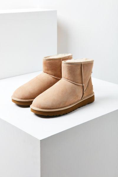 UGG Classic II Mini Ankle Boot