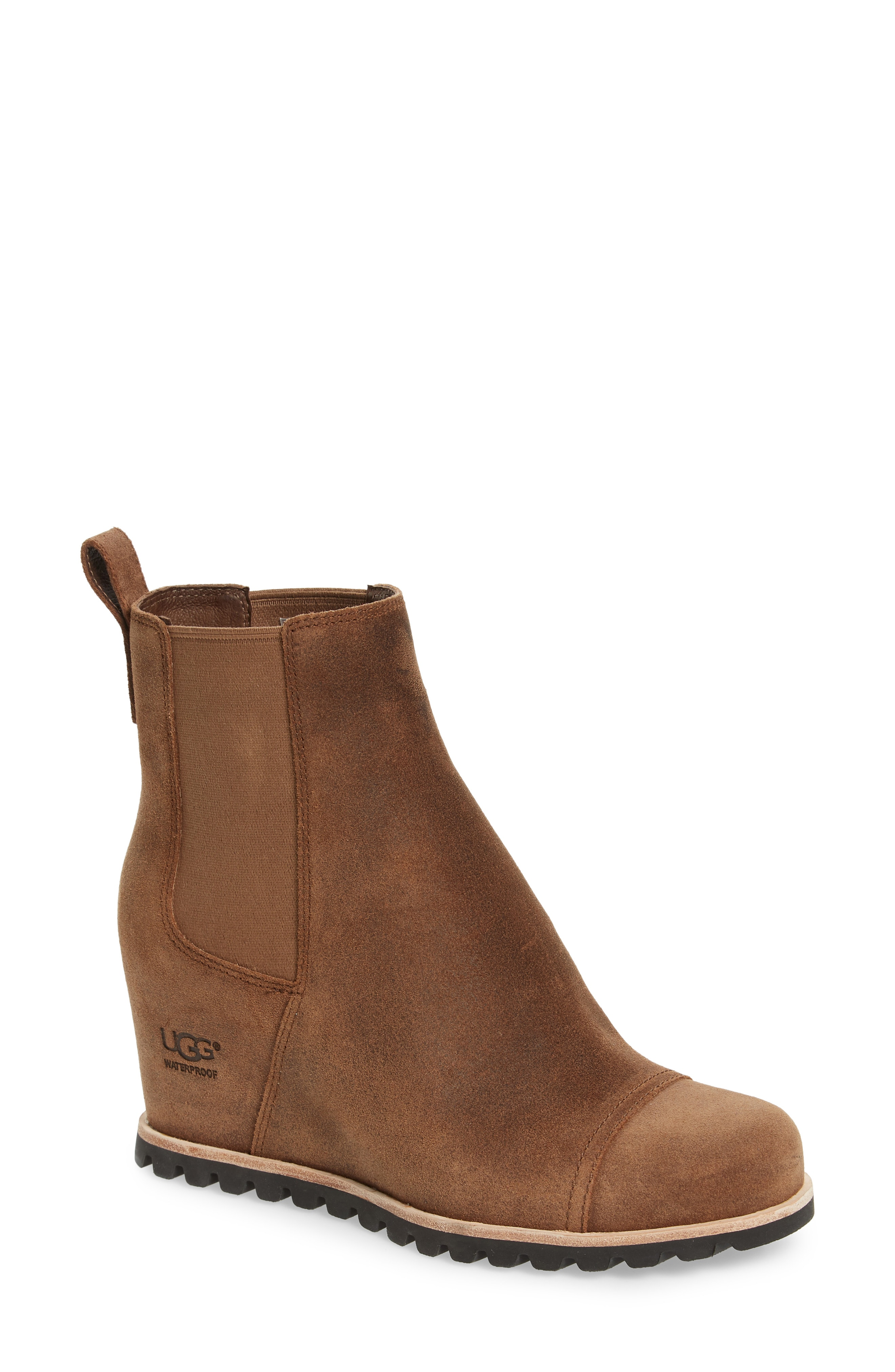 UGG Pax Waterproof Wedge Boot (Women)