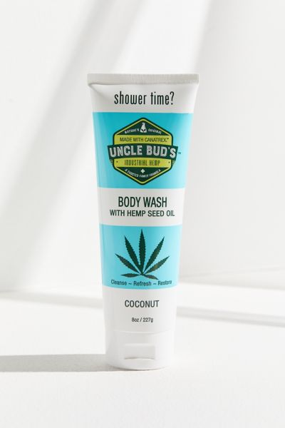 Uncle Bud's Body Wash