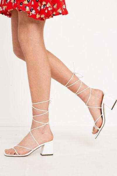 UO Ana Strappy Heeled Sandal