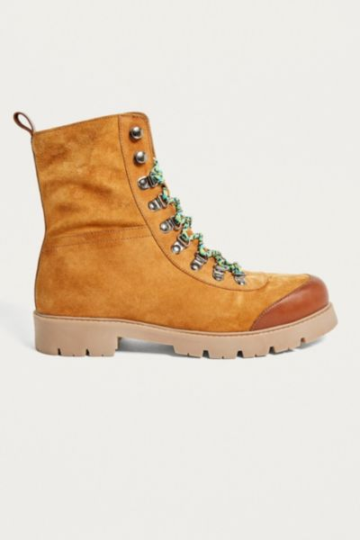 UO Blaire Suede Hiker Boot