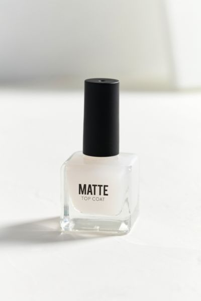 UO Matte Top Coat Nail Polish