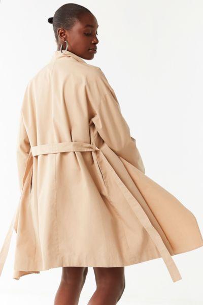 UO Sierra Belted Duster Coat