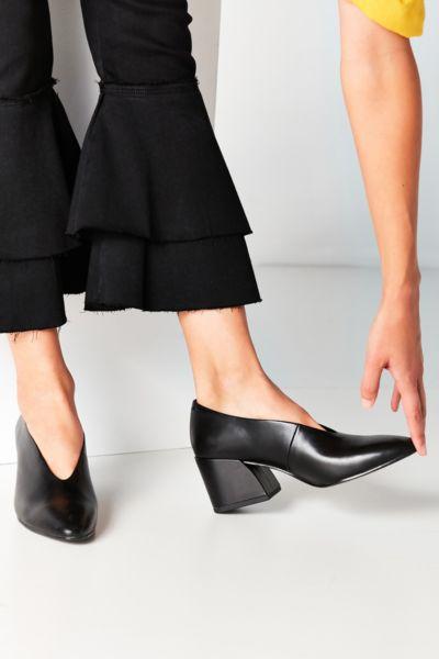 Vagabond Shoemakers Olivia Leather Heel