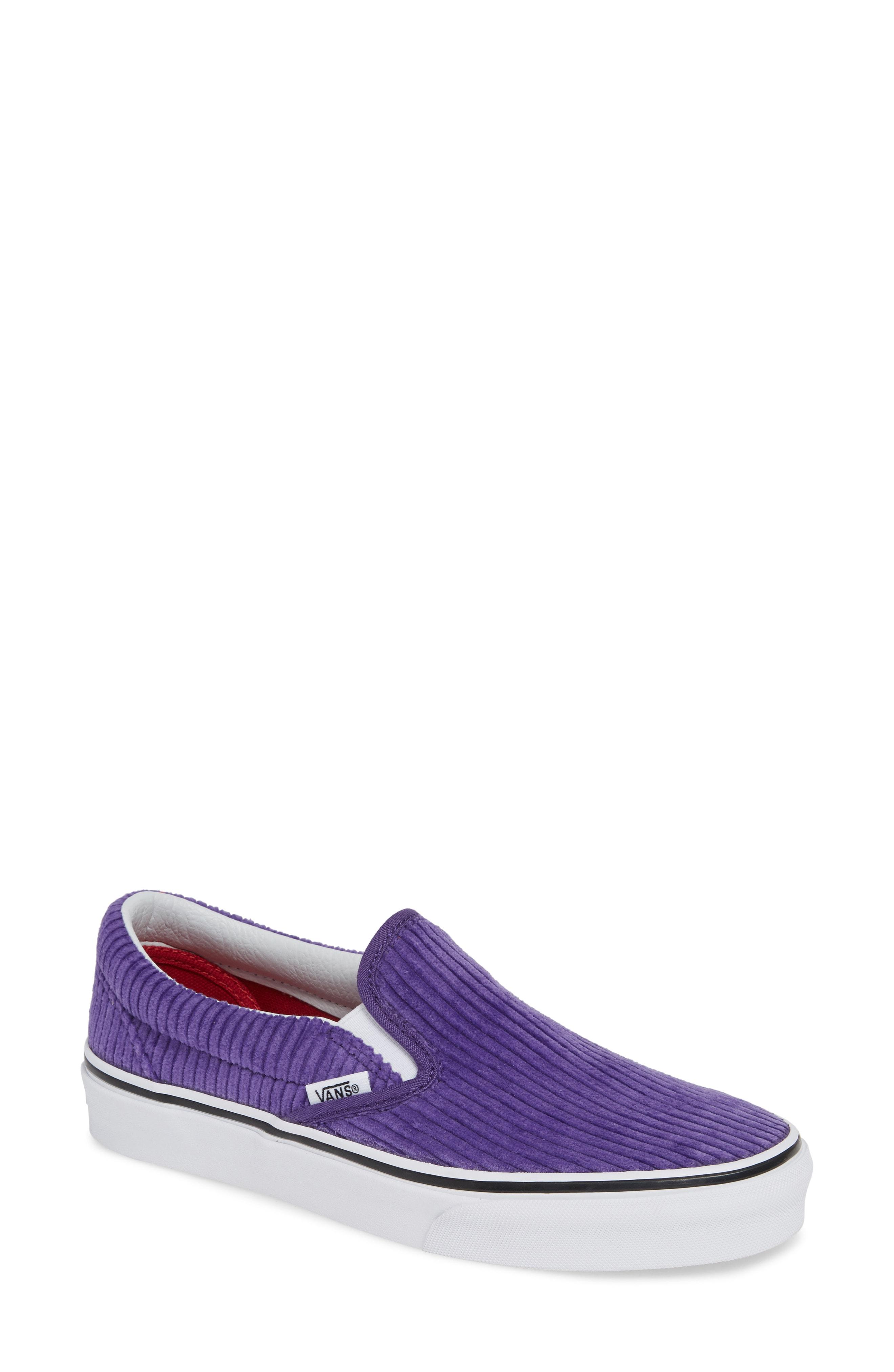 Vans Classic Design Assembly Slip-On Sneaker (Women)
