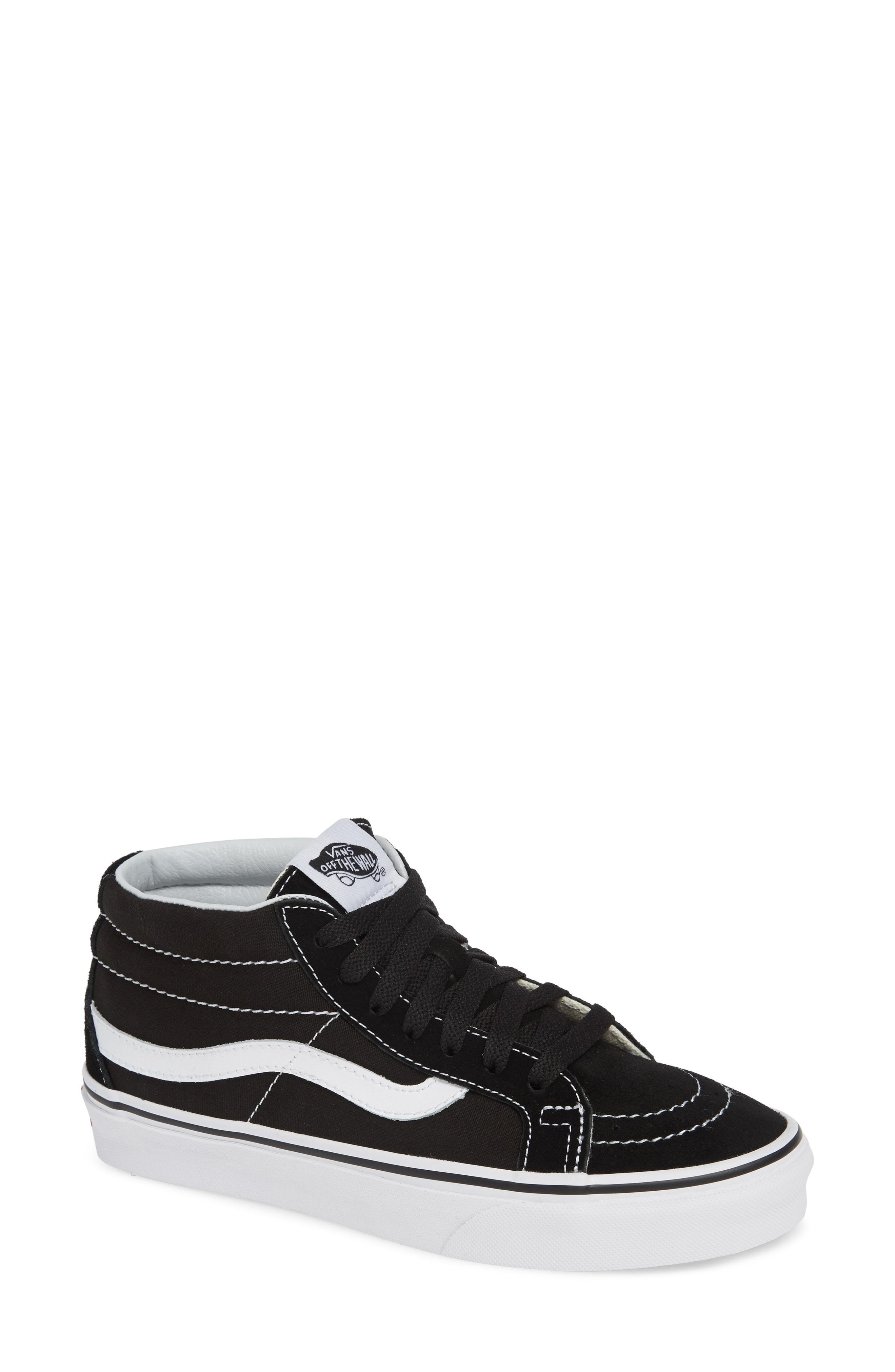Vans Sk8 Mid Reissue Sneaker (Women)