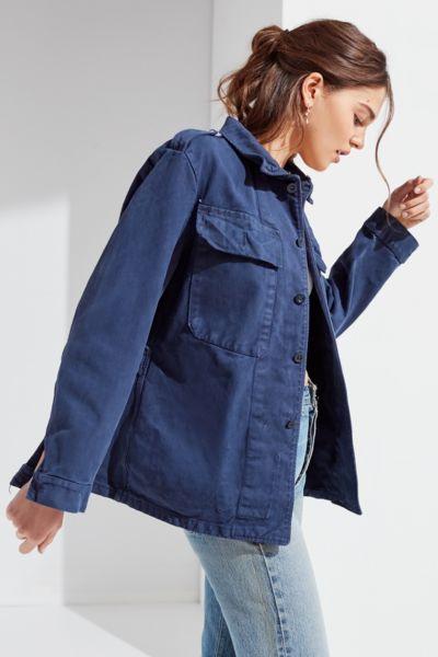 Vintage 1950s Oversized Work Jacket