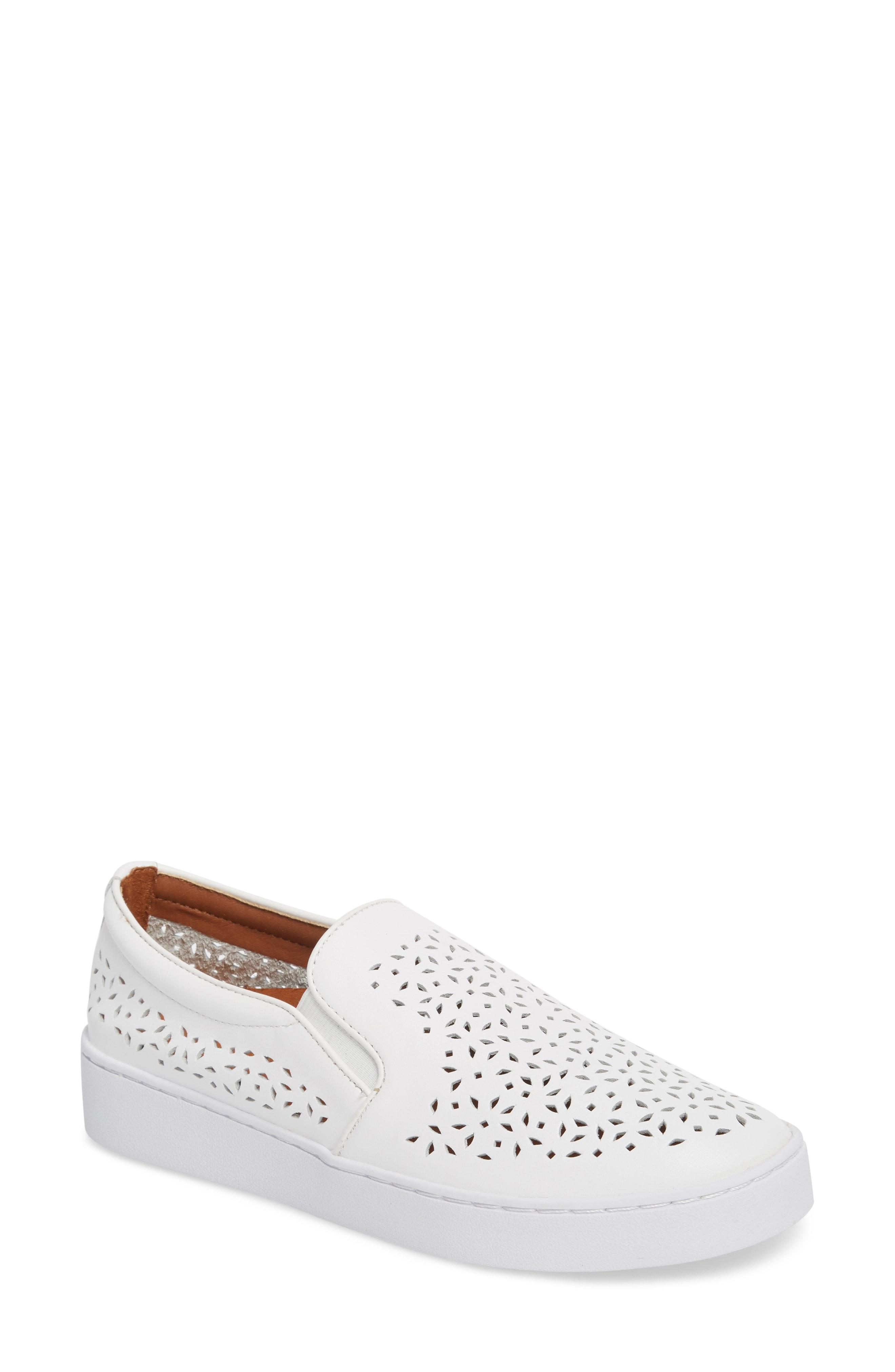 Vionic Perforated Slip-On Sneaker (Women)