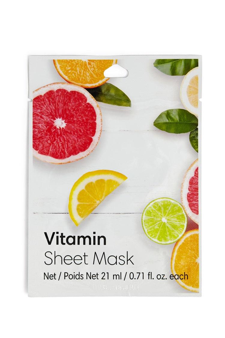 F21 Vitamin Sheet Mask